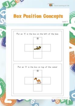 Box Position Concepts