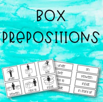 Box Prepositions