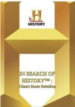 Boxer Rebellion: In Search of History fill-in-the-blank mo