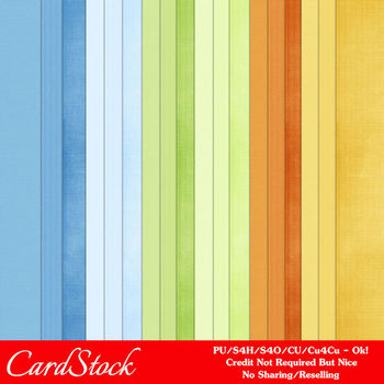 Boy Birthday A4 size Card Stock Digital Papers