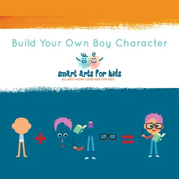 Build Your Own Boy Character - Occupational
