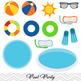 Boys Pool Party Clip Art Boys Swim Party Clip Art Summer S