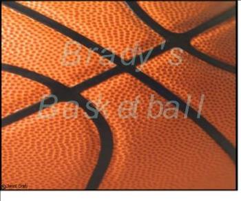 Brady's Basketball