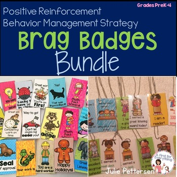 Brag Badges Bundle