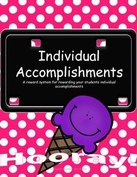 License Plate Brag Badges-Celebrating the accomplishments