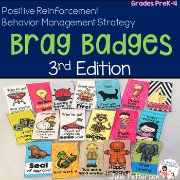 Brag Badges (Third Edition)