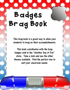 Brag Book-Badges Theme