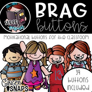 Brag Buttons