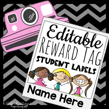 Brag Tag Name Plates! Auto-Populating and so Easy to use!