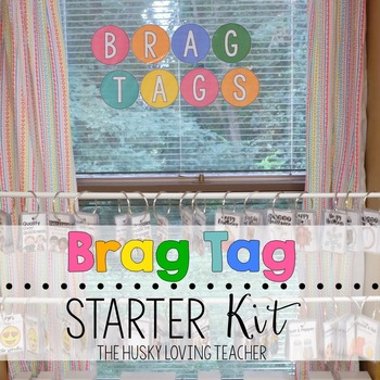 Brag Tag Setup FREE with Exclusive Tags