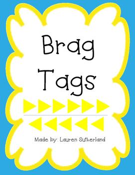 BRAG TAGS