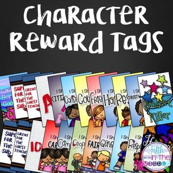 Brag Tags - Character/Behavior