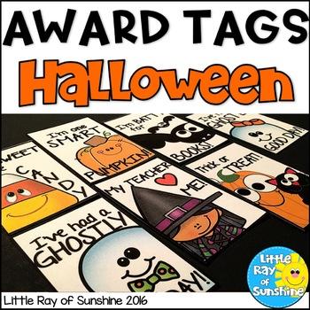 Brag Tags: Halloween