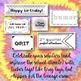 CBT Inspired Brag Tags HS Style: Locker Bling for School C