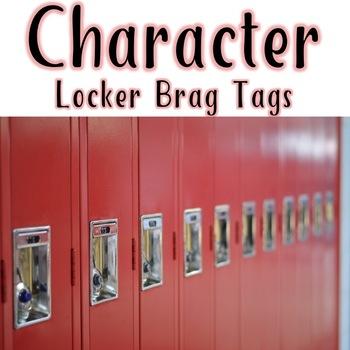 Brag Tags HS Style: Locker Bling for School Climate Change