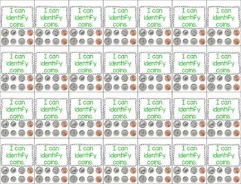 Brag Tags- Identify Coins