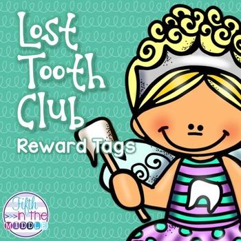 Brag Tags - Lost Tooth Club