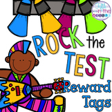 Brag Tags - Rock the Test