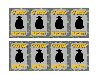 Brag Tags: Star Wars