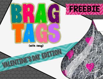 Brag Tags: Valentine's Day Edition