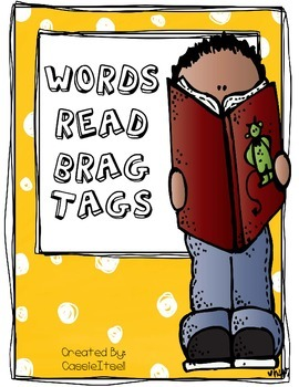 Brag Tags for Words Read 230,000-320,00