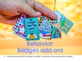 Braggin' About Behavior Beads Add Ons