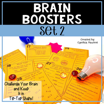 Brain Boosters! - Set 2