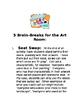 Brain Breaks for the Art Classroom