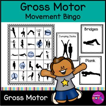 Brain Break: Movement Bingo