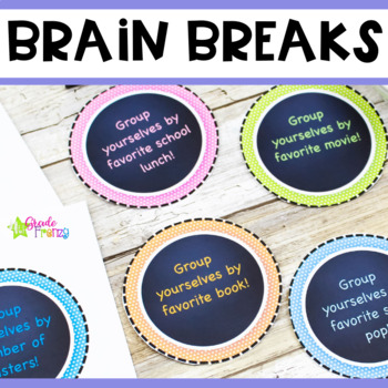 Brain Break Time