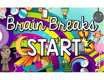 Brain Breaks PowerPoint Catalog