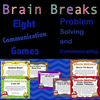 Brain Breaks: Daily Physical Activity - Communication and