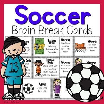 Brain Breaks - Soccer Theme