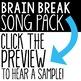 Brain Breaks - Song Pack (#2)