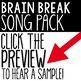 Brain Breaks - Song Pack (#1)