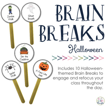 Brain Breaks: Halloween