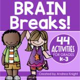 Brain Breaks for Multiple Intelligences:  44 Fun Activitie
