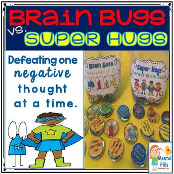 Cognitive Therapy (CBT) for Negative Thinking: Brain Bugs