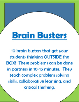 Brain Busters!
