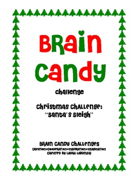 Brain Candy Christmas Challenge