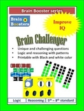 Brain Challenger for Kids from Brain booster series ( 5th