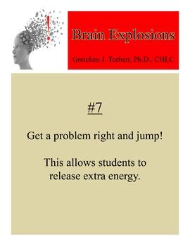Brain Explosions # 7