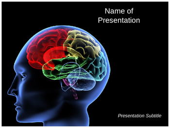 Brain PPT Template for Brain PowerPoint Presentation