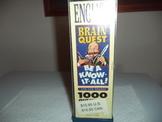 Brain Quest English ISBN 1-56305-882-0  (2 decks)