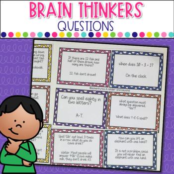 Brain Ticklers