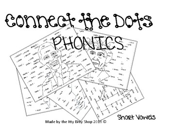 Connect the Dots, Dot to Dot Short Vowels