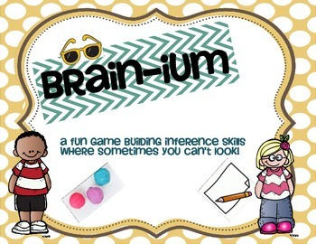 Brain-ium-a game to practice context clues and inference skills