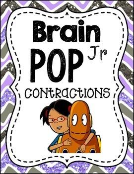 Brain pop jr: Contractions