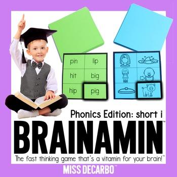 Brainamin™ Phonics Edition: Short I