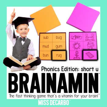 Brainamin™ Phonics Edition: Short U